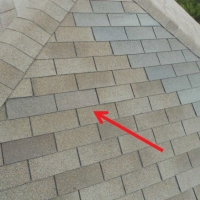 Roof Repair to Address Home Inspection - After