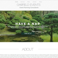 Event Planning Website